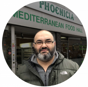 Ghassan - Phoenicia Food Hall