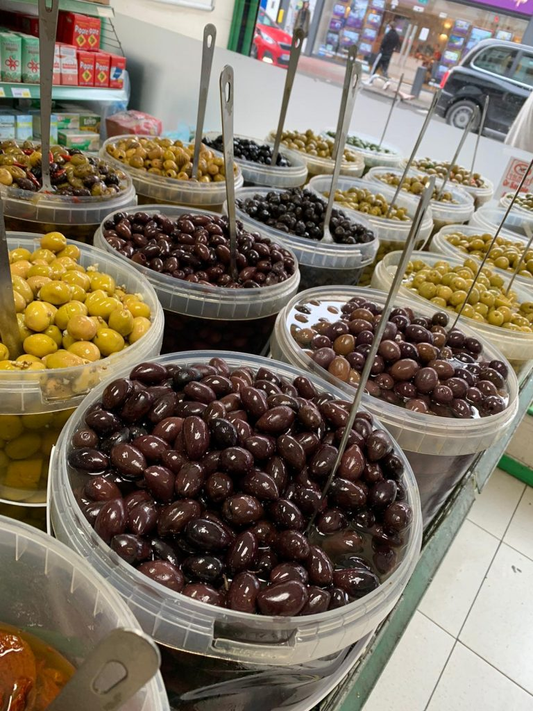 Phoenicia Kentish Town Olives